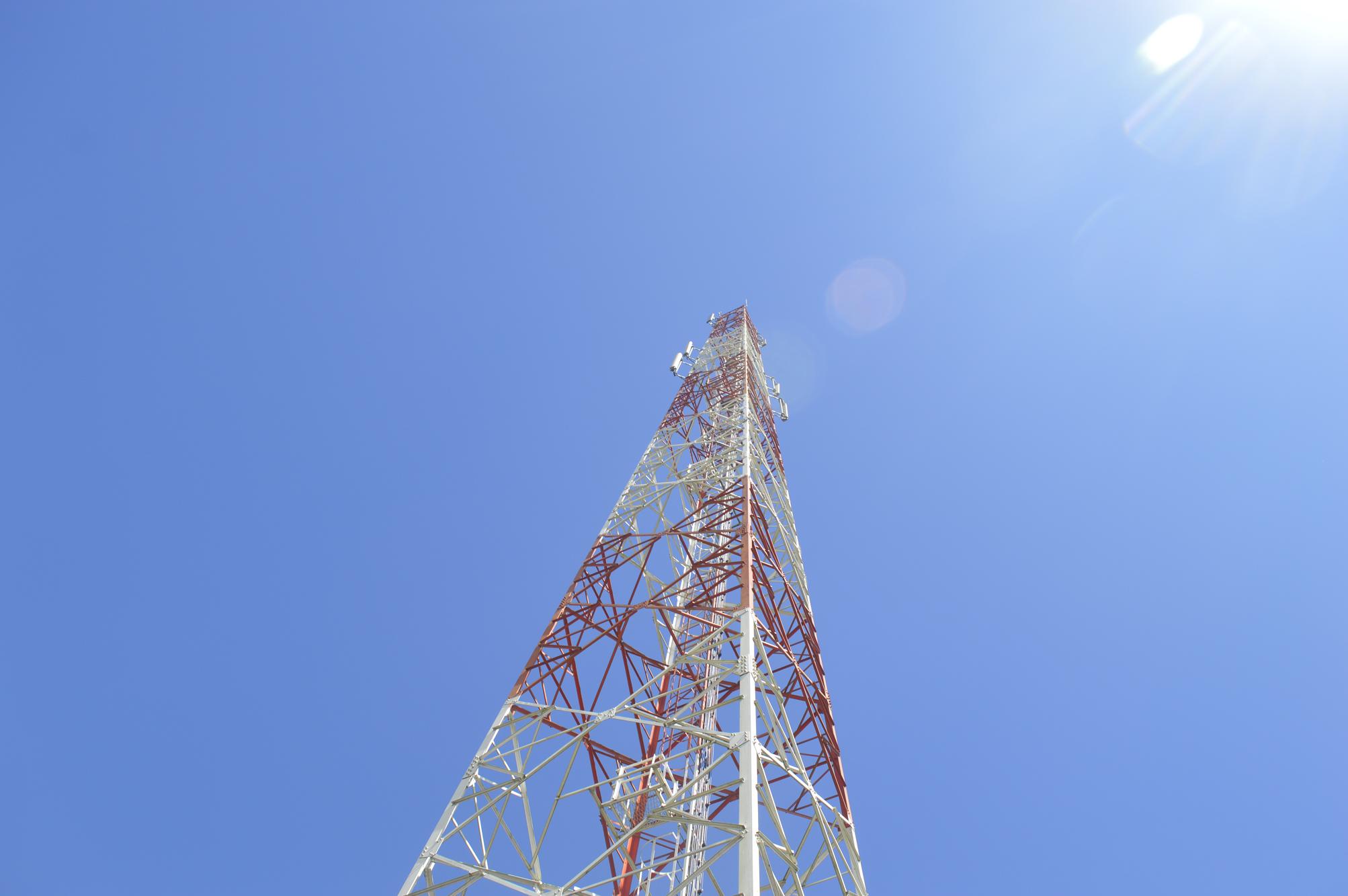 Tower /BTS Telkomsel Mulia