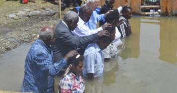 Kegiatan-Pembaptisan