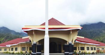 Kantor Bupati Kab. Puncak Jaya