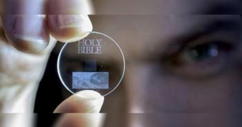 Glass Disc 5D Pecahkan Rekor Kapasitas Media Penyimpanan via Science Alert