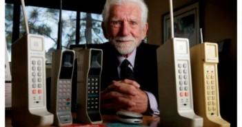Martin Cooper Penemu Sistem Telepon Genggam Pertama