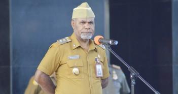 Wakil Bupati Puncak Jaya Deinas Geley, S.Sos, M.Si