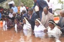 Pembaptisan oleh Para Pendeta
