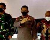 KAPOLRI DAN PANGLIMA TNI APRESIASI PUNCAK JAYA DALAM PENANGANAN KKB LEWAT PENDEKATAN HUMANIS